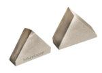 Пластина эльборовая треугольная TNMN-110304 (11х6,35х3,18х0,8 мм)