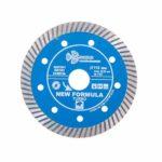 Алмазный диск по бетону 115×2,2x10x22,23 мм Turbo Trio Diamond