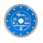 Алмазный диск по бетону 150×2,4x10x22,23 мм Turbo Trio Diamond