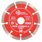 Алмазный диск 1A1RSS 125×2.2x10x22.23 мм Segment Trio Diamond