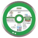 Алмазный диск 1A1R 200×1.6x10x25.4 мм Granite DiStar 5D